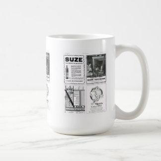 Annonsering, Suze och annan Kaffemugg