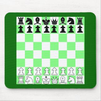 Ännu en lek av schacket musmatta