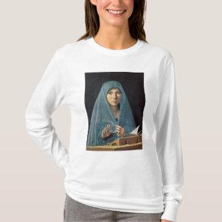 Annunciationen, 1474-75 tee