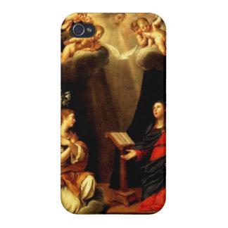 Annunciationen av Mary iPhone 4 Skydd