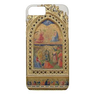 Annunciationen och tillbedjan av magina (te