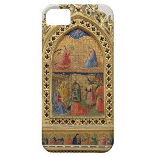 Annunciationen och tillbedjan av magina (te iPhone 5 cover