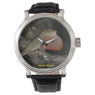 Anole armbandsur: Anolismarcanoi Armbandsur