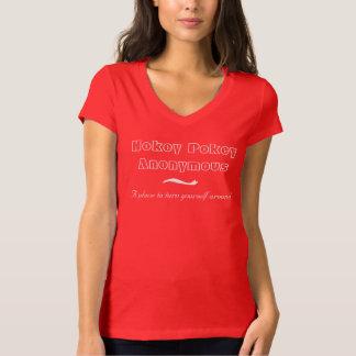 anonym hokeykåken t-shirts