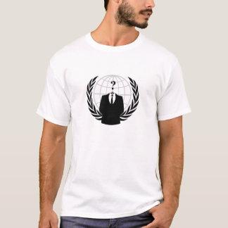 Anonym logotyp tshirts