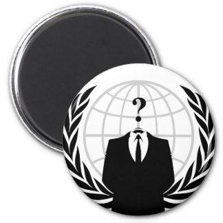 Anonym patriotism magnet