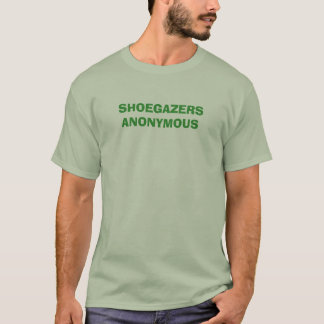 ANONYM SHOEGAZERS T-SHIRT