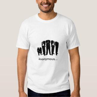 anonym T-tröja 4chan T-shirts