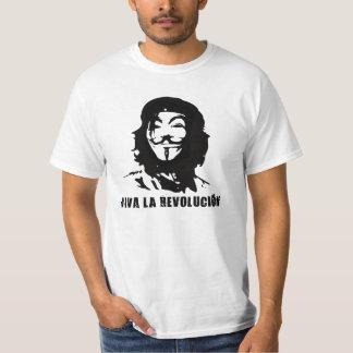 Anonym Viva La Tee