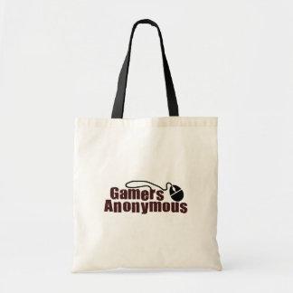 Anonyma Gamers Budget Tygkasse
