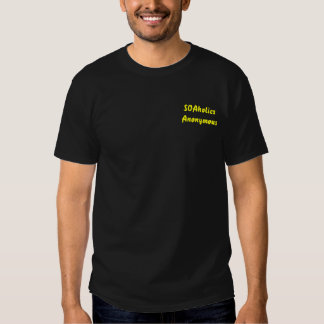 Anonyma SOAholics Tee Shirt