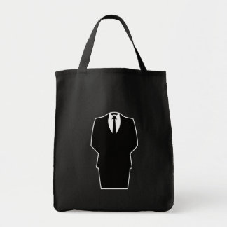 anonyma symbolsinternet4chan SA Tote Bag