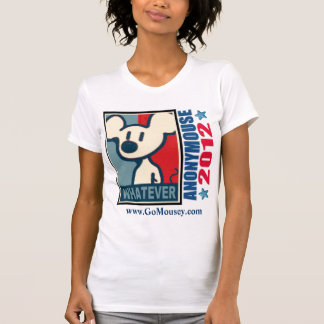 Anonymouse 2012 - Fråga inte T Shirt