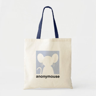 Anonymouse Tote Bags