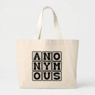 Anonymt kollektiv tygkasse