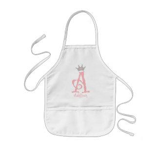 Anpassad design - Addison Barnförkläde
