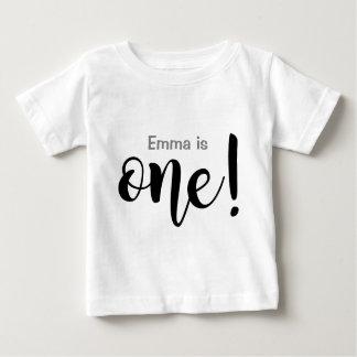 Anpassade 1 åriga flickaT-tröja Tröjor