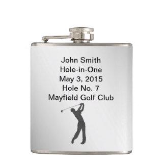 Anpassade för Golfhole in oneCommemoration Fickplunta