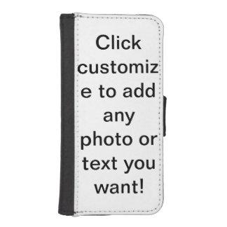 anpassade iPhone SE/5/5s plånbok