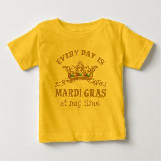 Anpassade Mardi Gras T Shirt