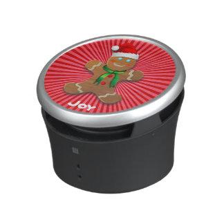 Anpassadepepparkaksgubbe Bluetooth Speaker