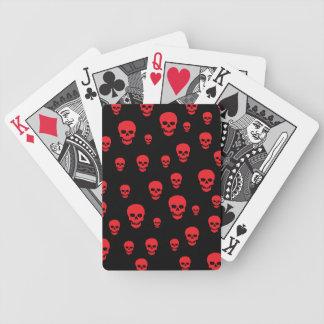 Anpassadepopdöskallar Spelkort