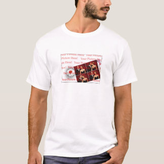 Anpassadeskjortor T-shirts