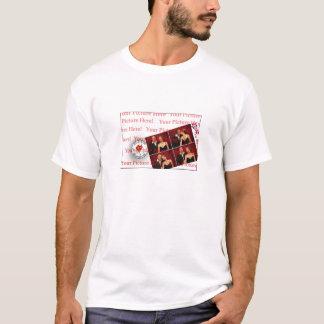 Anpassadeskjortor Tshirts