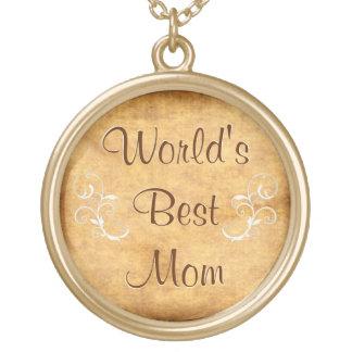 Anpassadevärlds bäst halsband för mamma