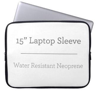 Anpassningsbar 15 flytta sig mycket långsamt lapto laptop sleeve