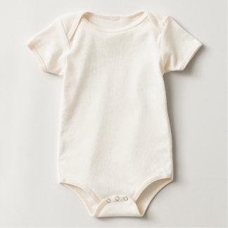 Anpassningsbar 18 Mån Baby Bodysuit Krypdräkt