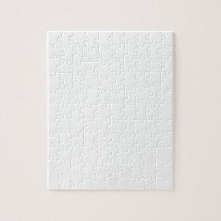 Anpassningsbar 20,5 x 25,5 cm Pussel