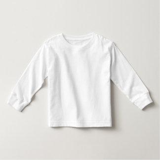 Anpassningsbar 4T Toddler Långärmad Tee Shirt