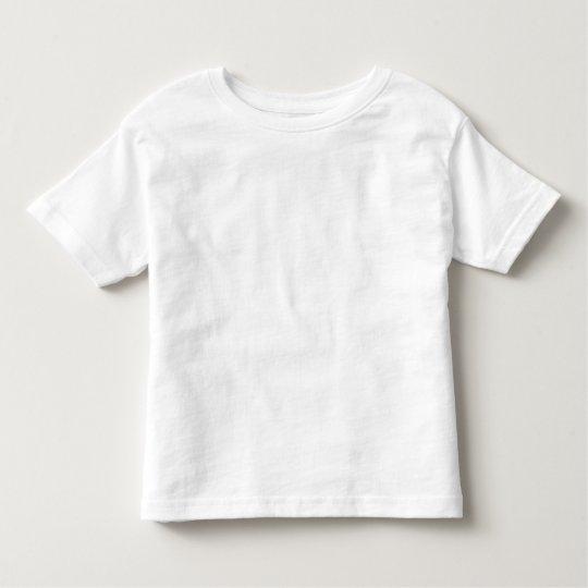 Småbarn Fin Jersey T-Shirt, Vit