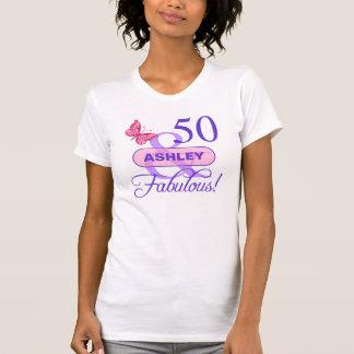 Anpassningsbar 50 & sagolikt t-shirts