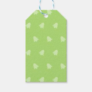 ANPASSNINGSBAR! Beställnings- gåvamärkre för gröna Presentetikett