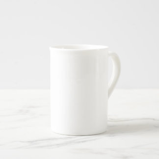 Anpassningsbar Bone China Mugg Bone China Kopp