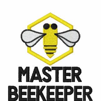 Anpassningsbar broderad Beekeeperskjorta