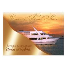 :: ANPASSNINGSBAR:: Civonnas yachtmöhippa Personliga Inbjudan