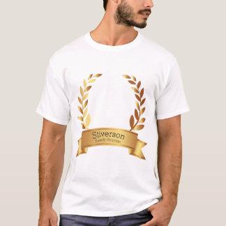 Anpassningsbar för guld- klan för baner för t-shirts