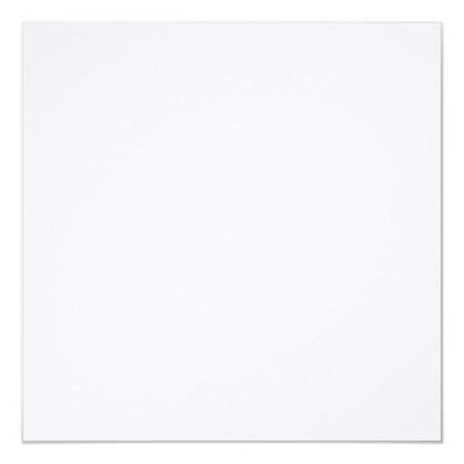 Traditionell: Linne 13,5 x 13,5 cm, Vita standard kuvert ingår
