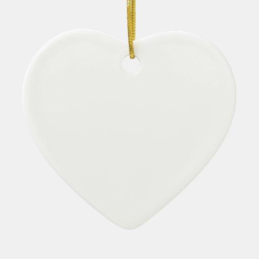 Julgransprydnad Hjärta