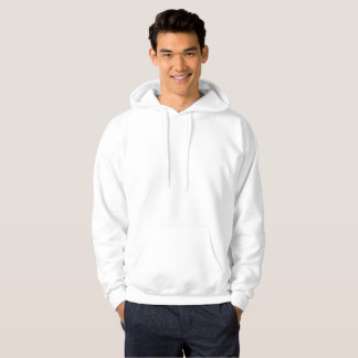 Anpassningsbar Large Hooded Sweatshirt