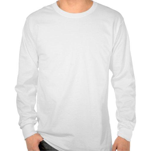 Anpassningsbar Large Långärmad Tee Shirts