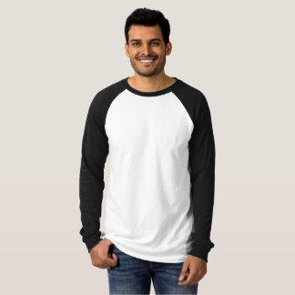 Anpassningsbar Large Raglan Långärmad T Shirt