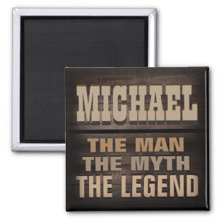 Anpassningsbar manen, mythen, legenden magnet