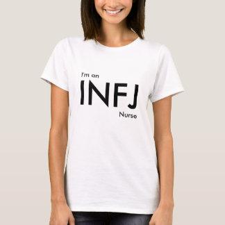 Anpassningsbar mig förmiddag en INFJ-sjuksköterska Tee Shirt
