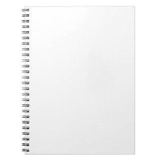 Anpassningsbar Notebook Spiral Anteckningsbok