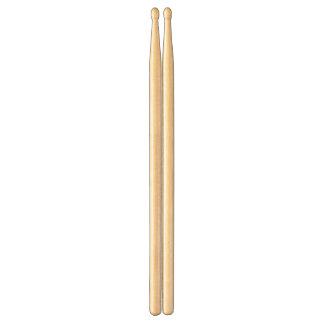 Anpassningsbar parar av Drumsticks Trumpinnar