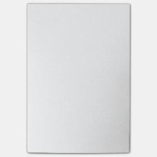 Anpassningsbar Postar-it® noterar 4x6 Post-it Block